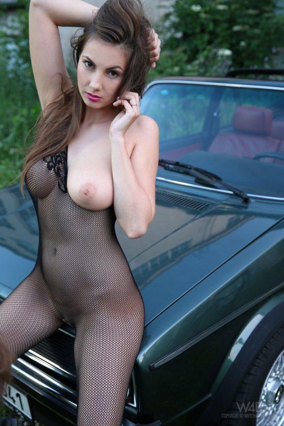 Connie Carter Nude In VWagen Watch4beauty Model Photos